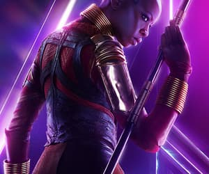 Avengers, Marvel, and okoye image
