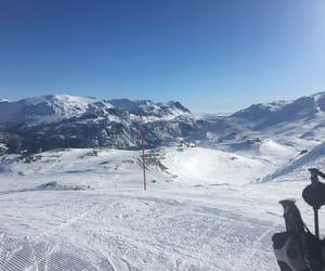 norway, ski, and winter image