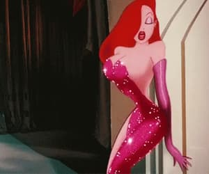 sexy, Jessica Rabbit, and gif image