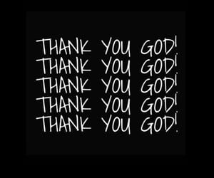 god, grateful, and love image
