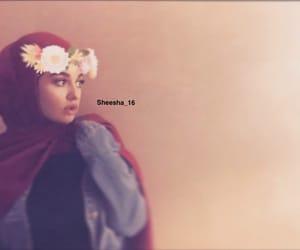 hijab, islam, and styel image