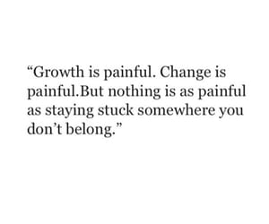 growth, life, and quote image