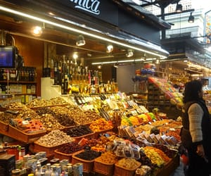 color, barcelone, and fruit image
