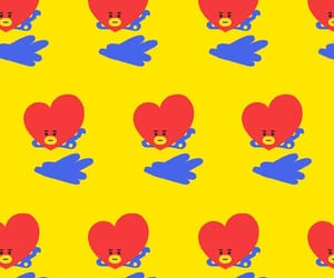 tata, bts, and wallpaper image