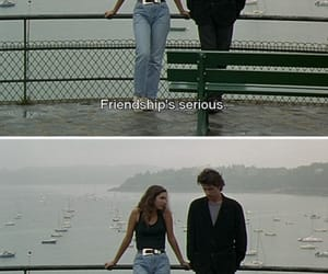 love, friendship, and movie image