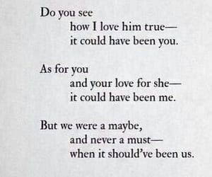 Lang Leav, love quotes, and poem image