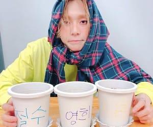 edawn, pentagon, and kim hyojong image