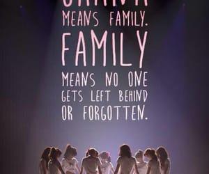 family, snsd, and ohana image