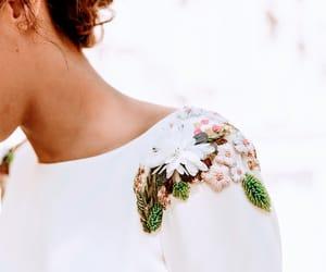 boho, bridal, and fashion image
