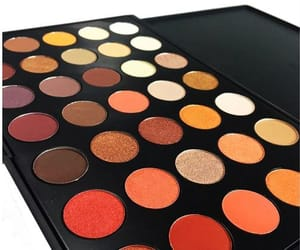 makeup and eyeshadows image