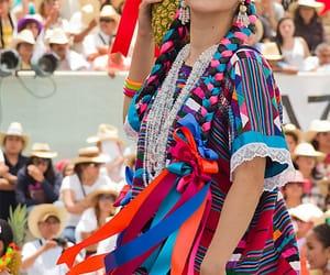 cultura, mexico, and oaxaca image