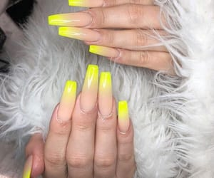 girly inspiration, nails goals, and claws inspo image