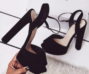 shoes, bag, and girl image