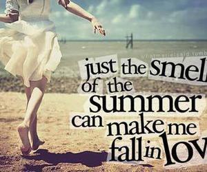 summer, love, and quote image