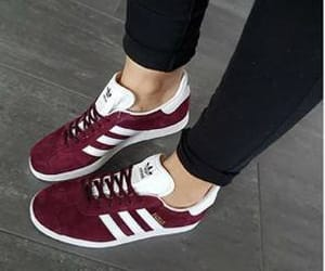 adidas, cool, and red image