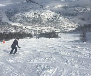 ski, hemsedal, and norway image