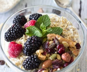 body, breakfast, and fitness image