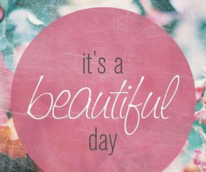 beautiful, day, and pink image