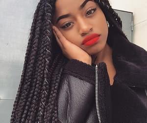 braids and melanin image