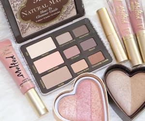 makeup, cosmetics, and pink image