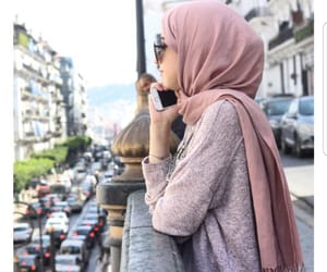 fashion, hijab, and hijabista image