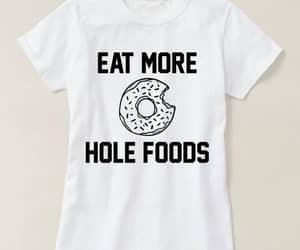 donut, etsy, and funny tee image