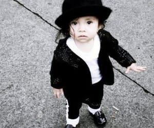 adorable, baby, and Billie Jean image