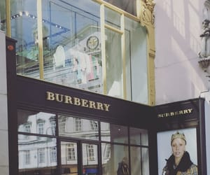 beauty, store, and Burberry image