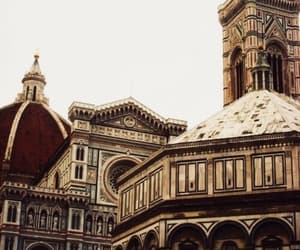 florence, italy, and il duomo image