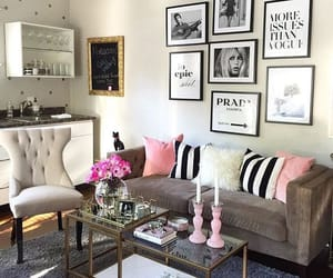 home decor, pictures, and living room image