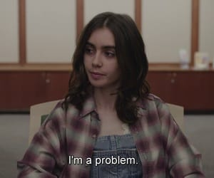 lily collins, to the bone, and quotes image
