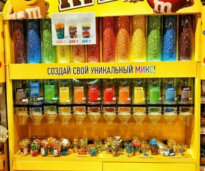 candy, chocolate, and colorful image