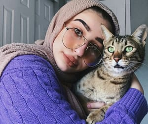 beautiful, cat cats, and faith image