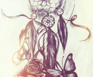 butterfly, art, and tattoo image