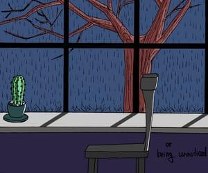 art, illustration, and tree image