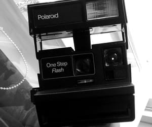 aesthetic, black and white, and camera image
