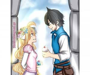 coloring, fairy tail, and mavis vermillion image