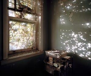 room, light, and grunge image