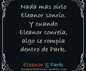 frases, libro, and eleanor y park image
