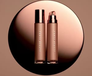 beautiful, blush, and highlighter image