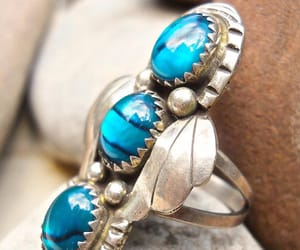 american indian, etsy, and sterling silver image