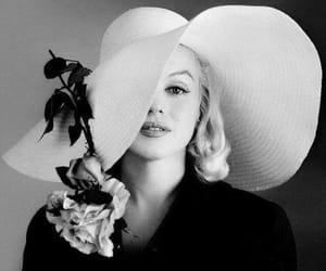Marilyn Monroe, monroe, and black and white image