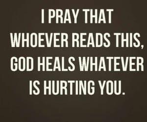 healing, hope, and pain image