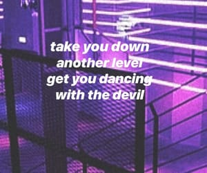 beautiful, neon lights, and qoutes image