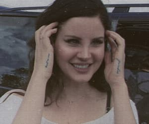 fav, lana, and del rey image