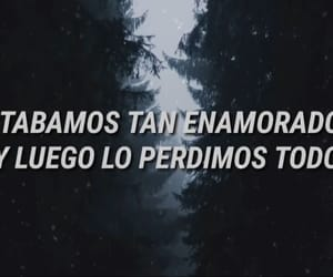 amor, frases, and desilusion image