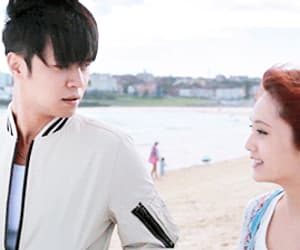 best couple, show luo, and rainie yang image