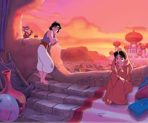 90s, aladdin, and disney image