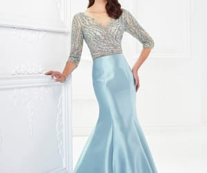 dresses, gown, and prom dresses image