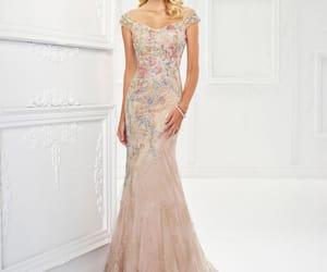 vestido de festa, dresses, and gown image